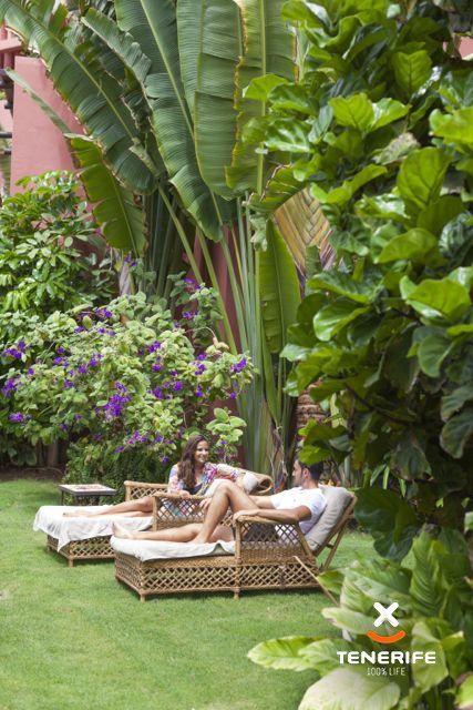 http://www.webtenerife.co.uk/accommodation/ Abama Guía de Isora tropical garden, relax, enjoy