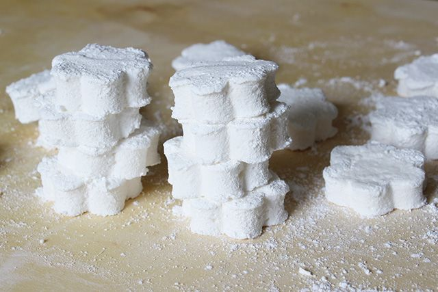 ricetta Marshmallows fatti in casa