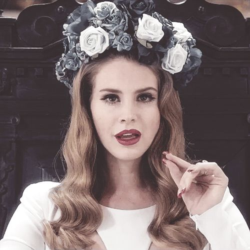 Today is the 4-year anniversary of Lana Del Rey's 'Born To Die' video!! #LDR #GIF