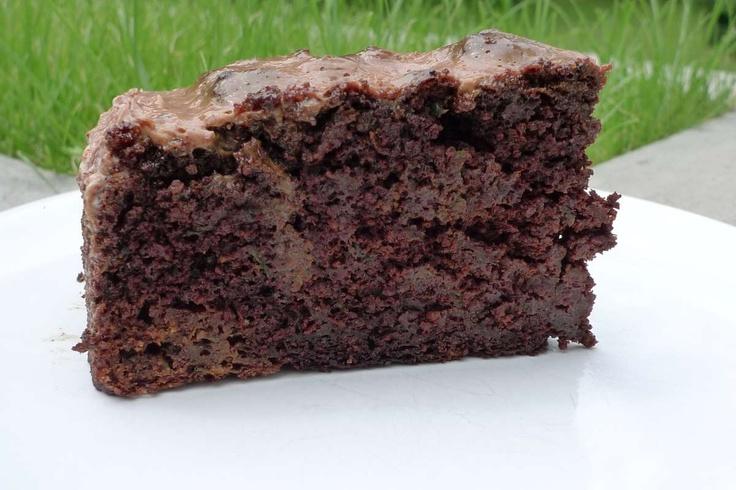 Polskie South Beach: Ciasto czekoladowe