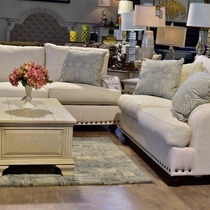 Brinton Sofa Set Off White White Sofa Set Sofa Set White Upholstery