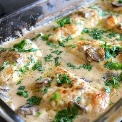 Chicken Gloria. Other Pinner Said: 5 out of 5! This was SO good! It's a second-cousin to Chicken Marsala, but a little more rich in taste an...