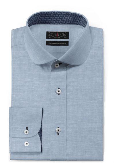 Blue linen Shirt https://www.hockerty.com/en-us/men/shirts/7941-blue-linen-shirt