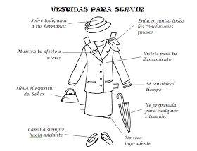 Sociedad de Socorro Estaca Iztapalapa: Vestidos para Maestras Visitantes