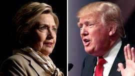 Trump Clinton poll
