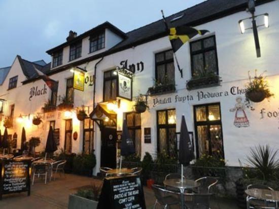 Black Boy Inn (Caernarfon, Wales) - Hotel Reviews - TripAdvisor