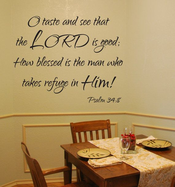 o taste and see what the lord has done - Google Search