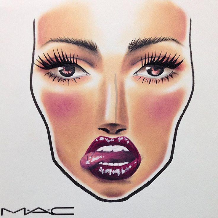 Macニフィセントミー!💛💚💖  秋のポイントメイクにぴったりのオレンジアイシャドウ💛  チークはボルドーでいつもとは一味違ったムーディな秋メイクに🎀✨  そして秋のリップはやっぱりこんなカラーが好き💋💋✨  ベージュやレッドもいいけど、ディープカラーの秋服に負けないディープなリップで素敵な秋スタイルにしてしまいましょう💖    #mac #macnificentme #makeup #autumn  #autumnmakeup #facechart #facechartmac  #myartistcommunity #myartistcommunityjp #okachaiwaman #フェイスチャート #オレンジにレッドにボルドーに秋冬に欲しいカラーがいっぱいのコレクションです❤️❤️❤️