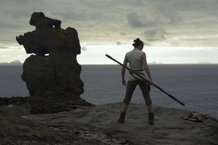 Te mostramos las nuevas imágenes de Star Wars: El último Jedi | Syfy Latam