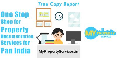 In case the property documents are lost then we can assist in getting the true copy of the lost property papers.