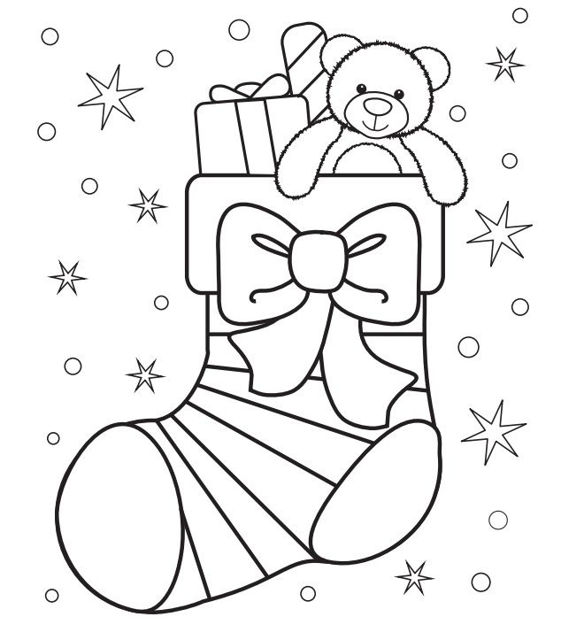 209 best Télapó images on Pinterest Christmas diy, Day care and - new christmas tree xmas coloring pages