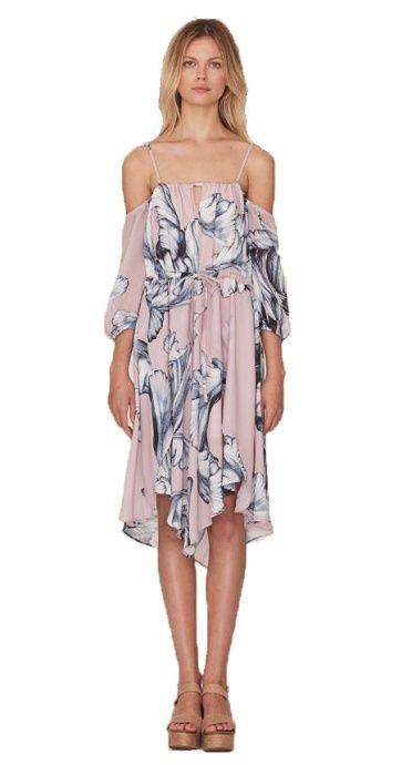 Cooper St How Do I Floral Dress