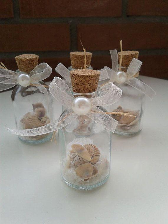 17 mejores ideas sobre decoraci n de boda n utica en - Decoracion con conchas ...