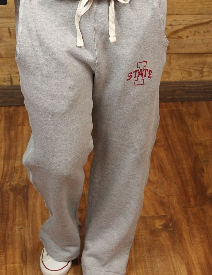Hey Cyclones- grab theseI State sweatpants for the chilly months These will be your favorite to lounge around in or get out in the cold