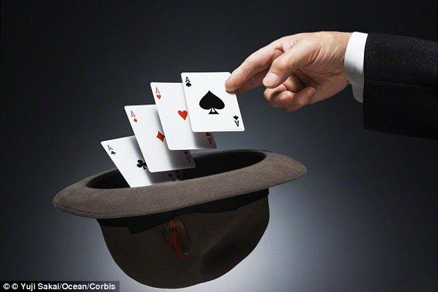405 best magic tricks images on Pinterest | Easy card ...