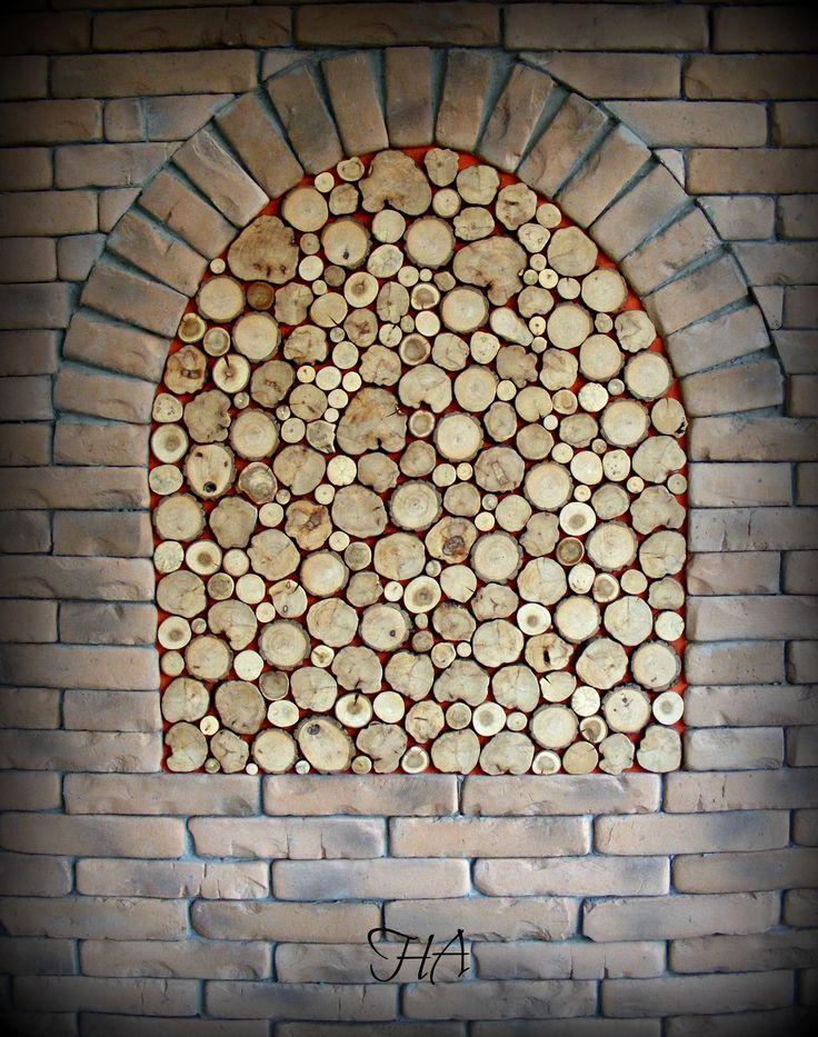 Kemence fából