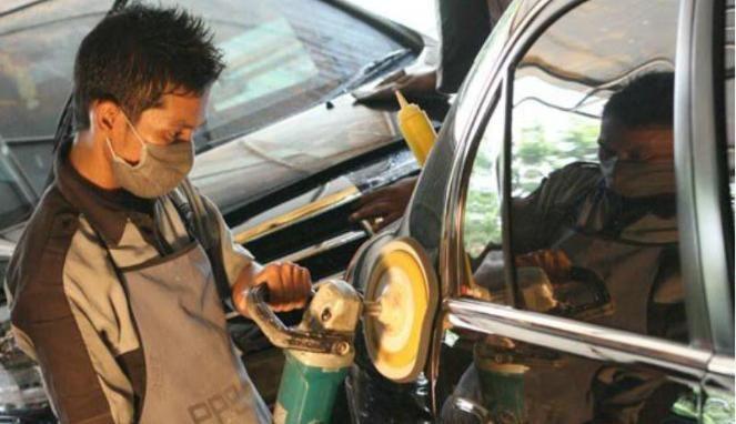 sewa rental mobil di Jakarta Depok Bogor Tangerang: Tips Hilangkan Goresan Pada Cat Mobil