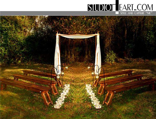 9 best DIY Rustic Backyard Wedding images on Pinterest | Rustic ...