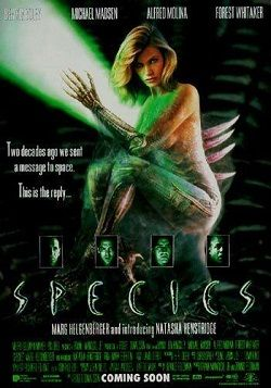 Especies 1 online latino 1995 - Terror