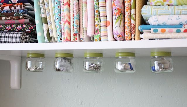 baby jars for jewelry findings,etc.