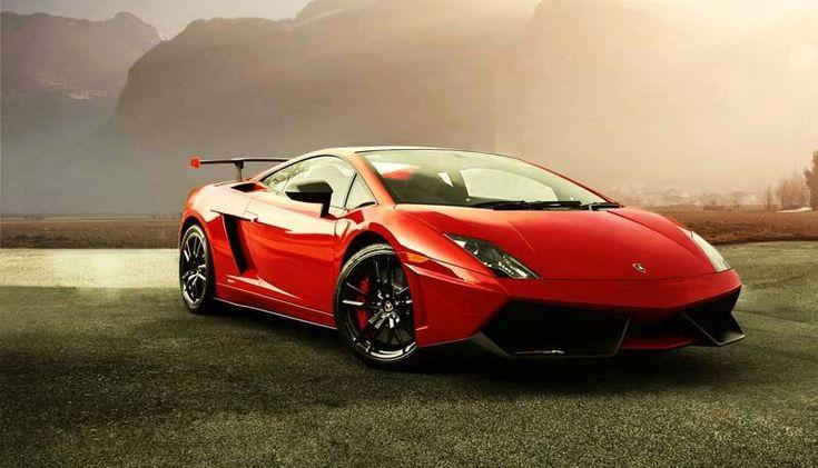 2017 Lamborghini Gallardo overview