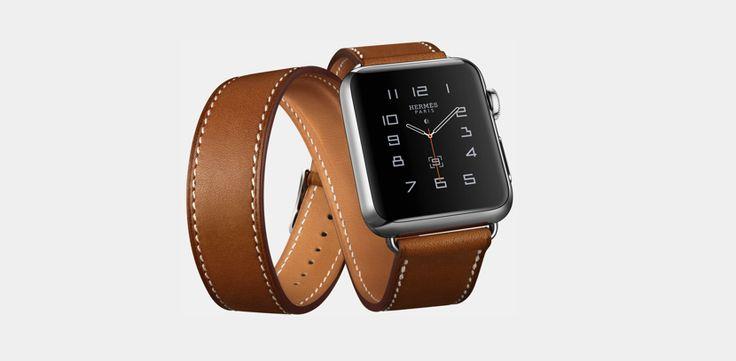 Sabías que Las correas Hermes para Apple Watch se podrán comprar aparte