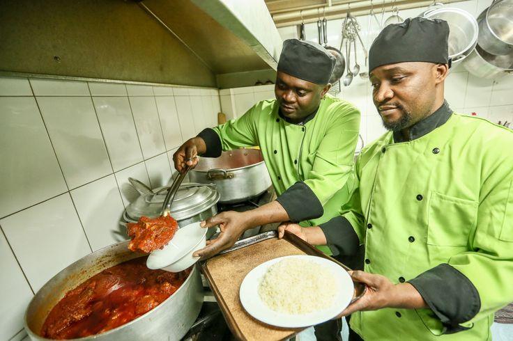 Afromex, el único restaurante de comida nigeriana en DF