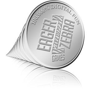 EZ Express Tokens for playing Eager Zebra Games! Play, win, and Earn Cash!