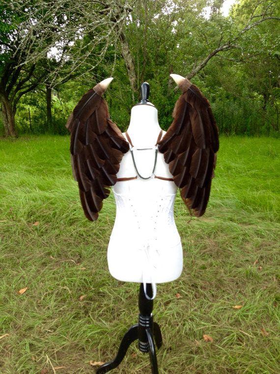 Mini Maleficent Wings