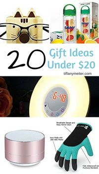 20 Unique Gift Ideas Under