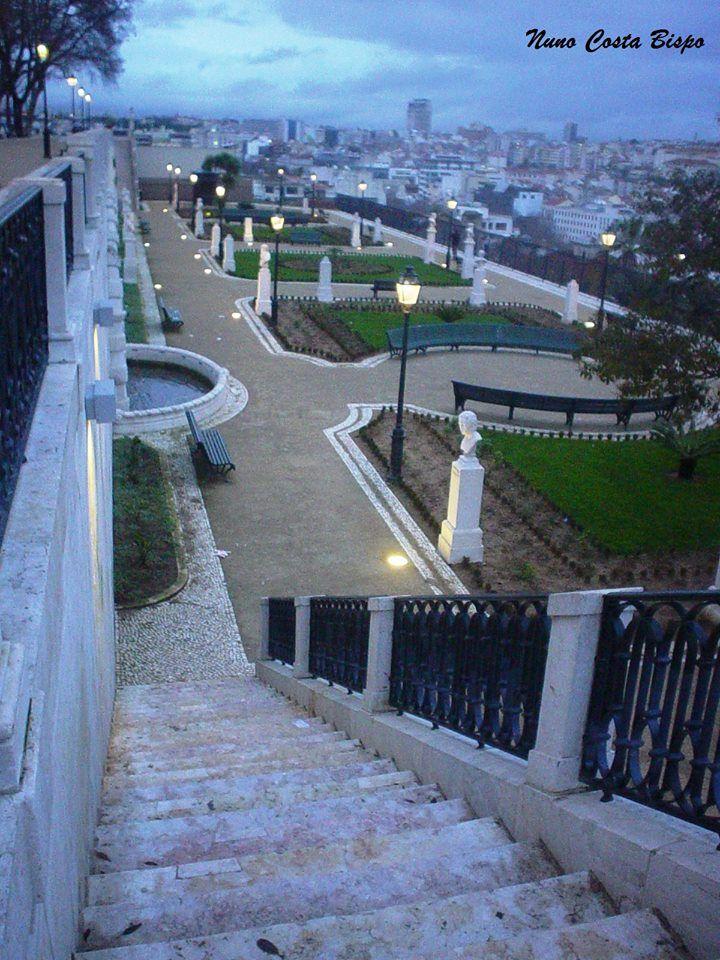 Jardim de São Pedro de Alcântara