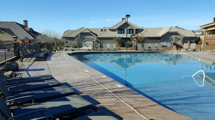 Coral ridge has added a brand new 2nd outdoor heated pool