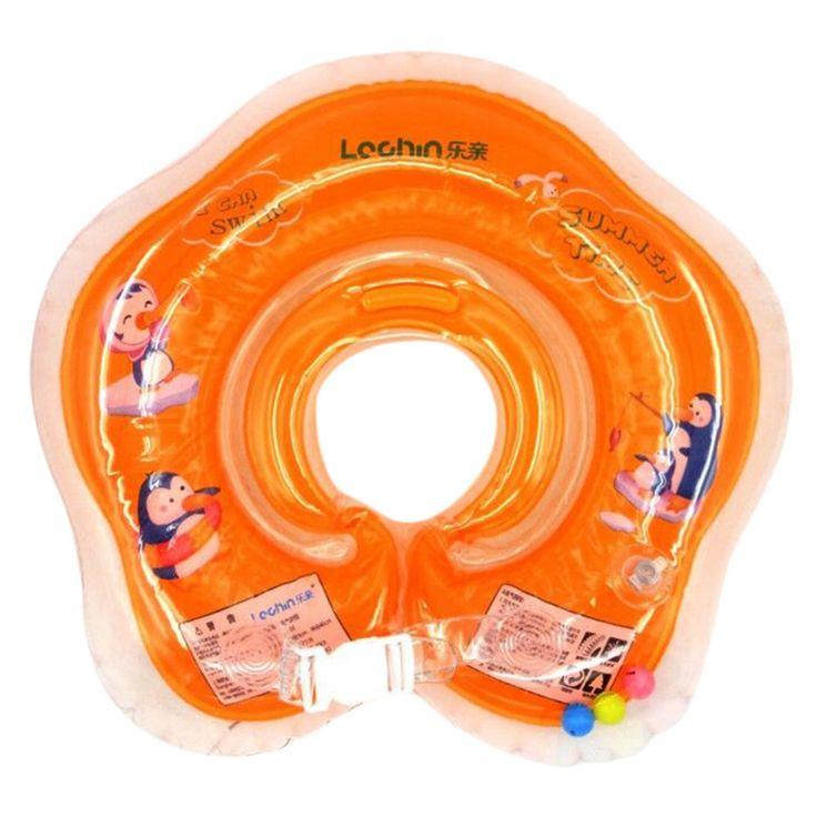 Baby Aufblasbare Schwimmen Ring Sicherheit Kind Spielzeug pool float 0-2 Jahre Schwimmhalsring Aufblasbaren Schlauch Babys float pool Schwimmring