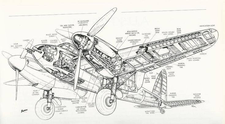 how to make cutaway drawings