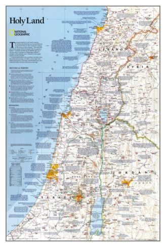 National Geographic Holy Land Prints at AllPosters.com