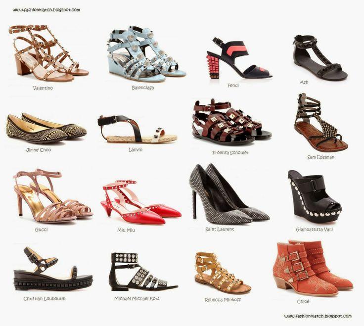 Fashion Trend Spring/Summer 2014: Season of Studs