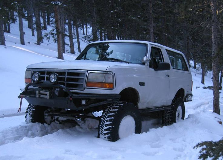 for bronco off road bumper | ... ARB's, Custom Bumpers, 37's + - Pirate4x4.Com : 4x4 and Off-Road Forum