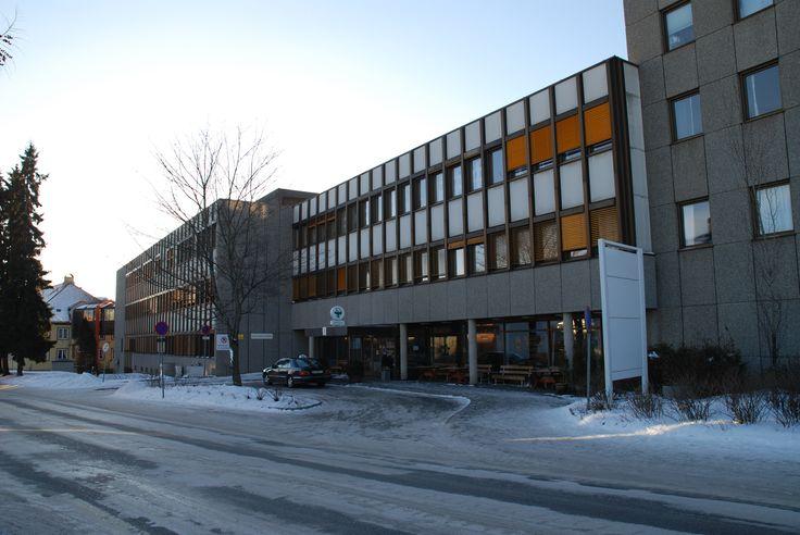 Spitalul Hamar, parte a Spitalului Innlandet Foto: commons.wikimedia.org