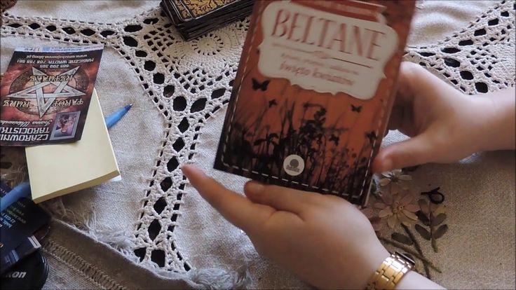 beltaine recenzja książki