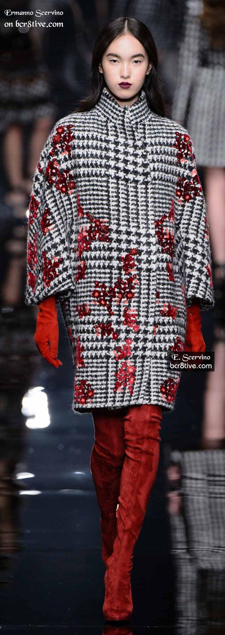 Ermanno Scervino Couture Fall 2015-16