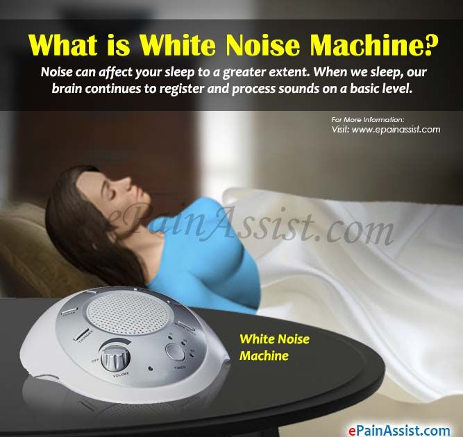 What is White Noise Machine?