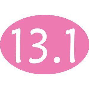 Peculiar, MO Lucky 13.1 Half Marathon completed June 2011