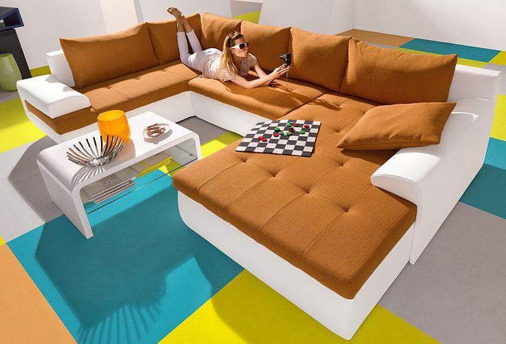 Die besten 25+ Gelbe wohnzimmer sofas Ideen auf Pinterest - wohnzimmer rot gelb