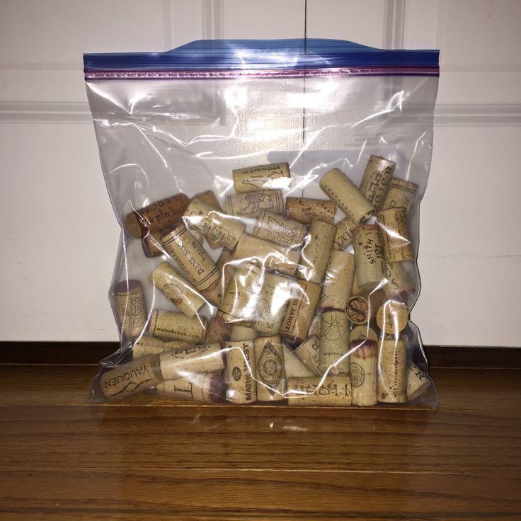 Wine corks! For sale on my Etsy shop https://www.etsy.com/listing/267092366/50-wine-corksper-bag