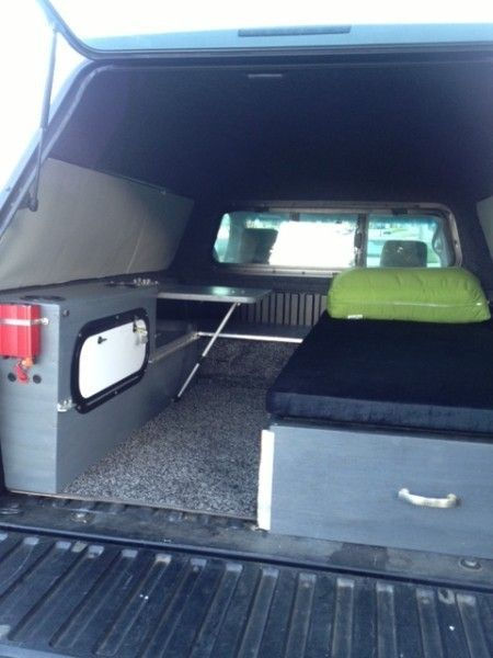 Pickup Truck Bed Designs :: SuperTopo Rock Climbing Discussion Topic
