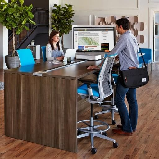 Steelcase Think Office Chair Desk Chairs Draughtsman