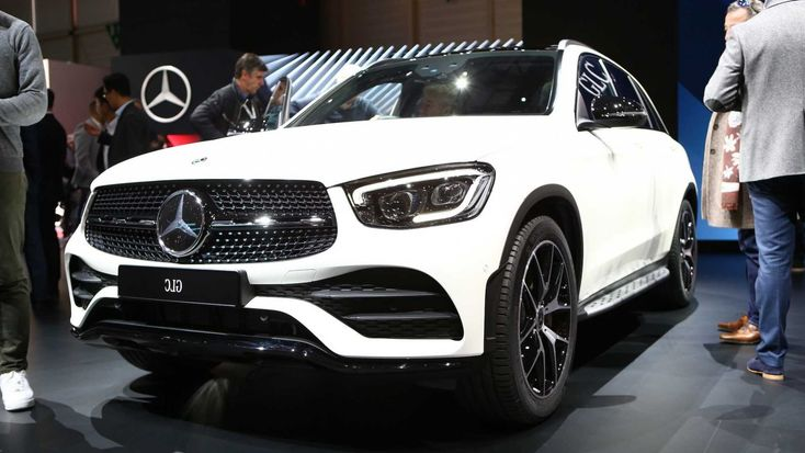 The Glc Coupe Mercedes Managed To Combine The Practicality And