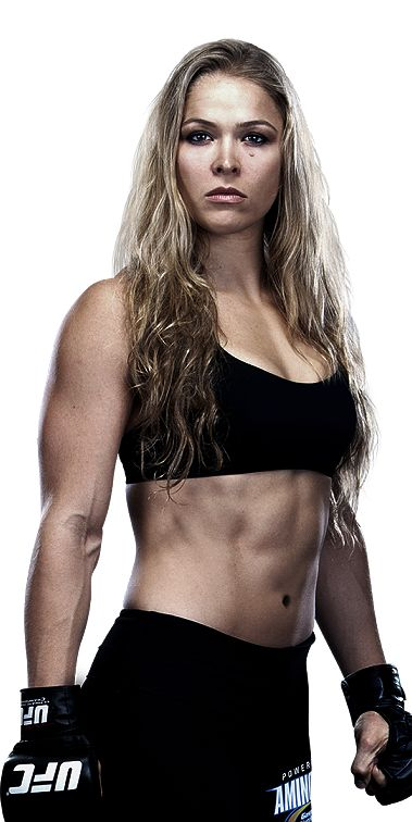 Ronda Rousey...my favorite UFC fighter. Now you know my passion. Martial arts rules!