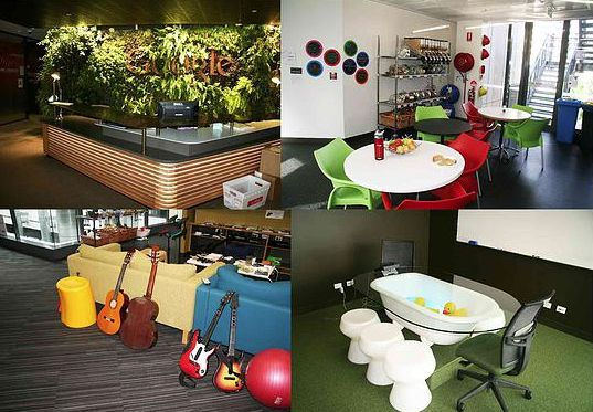 The Coolest Offices in Sydney
