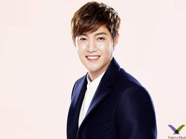 Kim Hyun Joong - VOTE Henecias for the most handsome man 2016